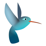 Kolibrie als scheider tussen ervaringen