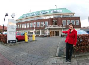 Kantoor de Werff Rijnenburg Leiderdorp