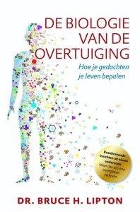 Boek Bruce Lipton: De biologie van de overtuiging